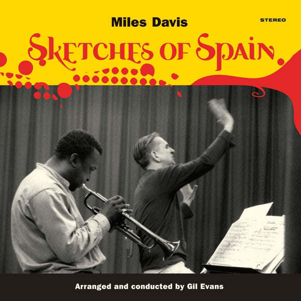 Miles Davis - Sketches of Spain (LP) Wax Love