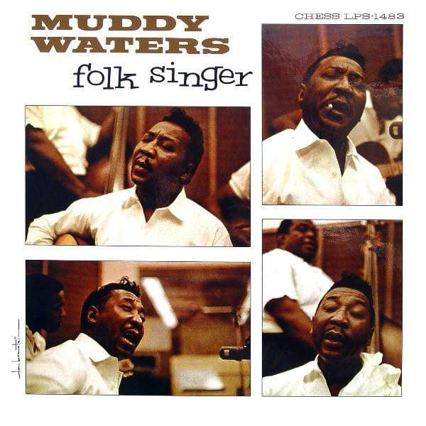 Muddy Waters - Folk Singer (LP) Wax Love