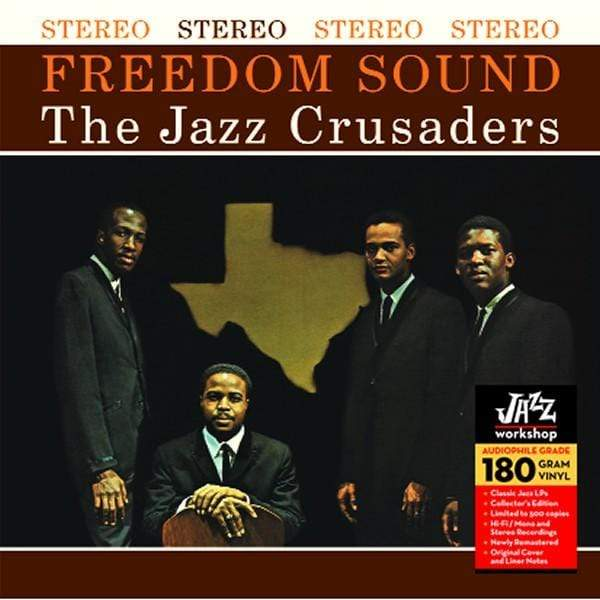 The Jazz Crusaders - Freedom Sound (LP) Wax Love