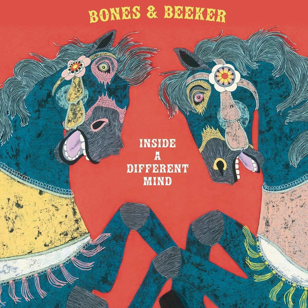 Bones & Beeker - Inside A Different Mind (EP) Wax Poetics Records