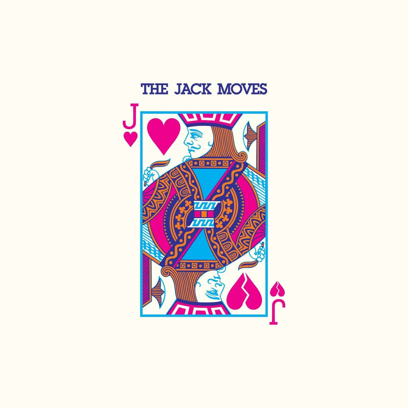 The Jack Moves - The Jack Moves (CD) Wax Poetics Records