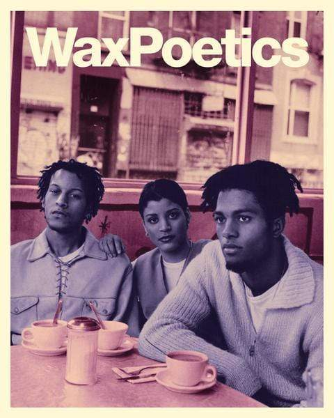 Wax Poetics Issue 68: Digable Planets b/w P.M. Dawn (Magazine - Hardcover) Wax Poetics