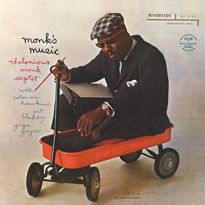 Thelonious Monk - Monk's Music (LP - 180 Gram Red Vinyl) Wax Time