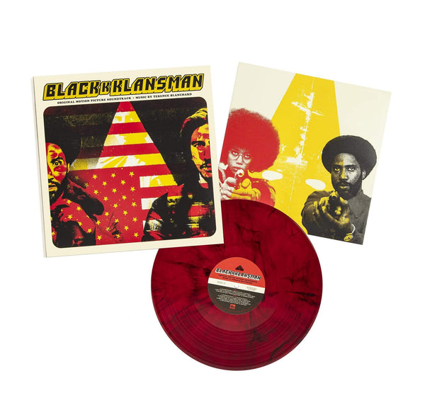 Terence Blanchard - BlacKkKlansman: Original Soundtrack (2xLP - Red/Black Smoke Vinyl) Waxwork Records