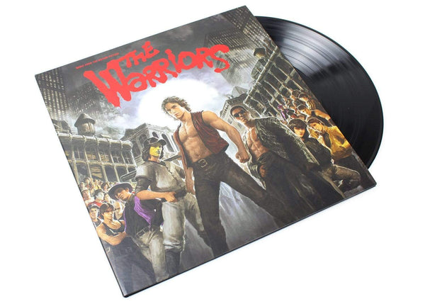 V/A - The Warriors: Deluxe 1979 Original Soundtrack & Score (2xLP - 180 Gram Vinyl - Gatefold + Printed Insert) Waxwork Records