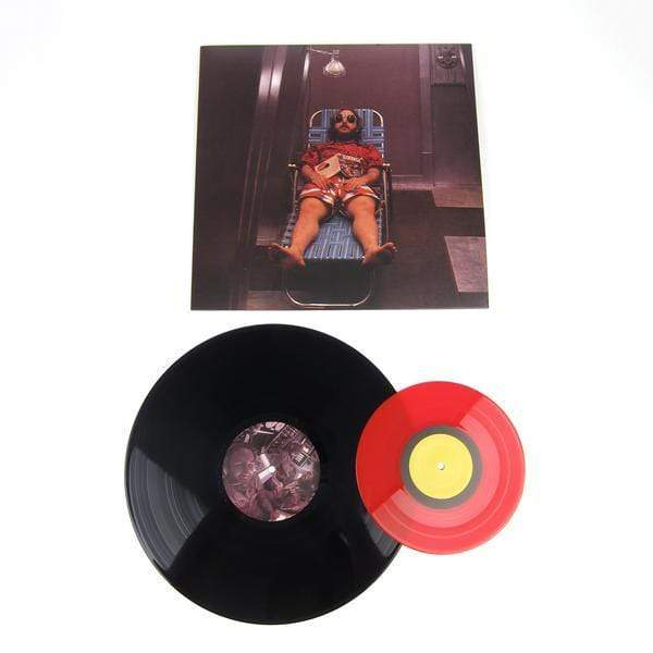 "John Carpenter - Dark Star: Original Motion Picture Soundtrack (LP + Bonus 7"" - Alien Red Wax) We Release Whatever The Fuck We Want Records"