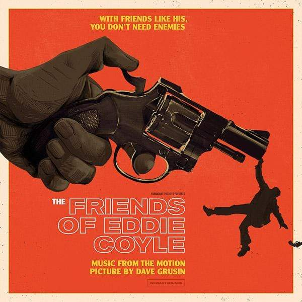 Dave Grusin - The Friends Of Eddie Coyle: Original Soundtrack (LP) Wewantsounds
