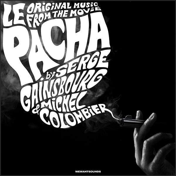 Serge Gainsbourg & Michel Colombier - Le Pacha: Original Soundtrack (LP) Wewantsounds