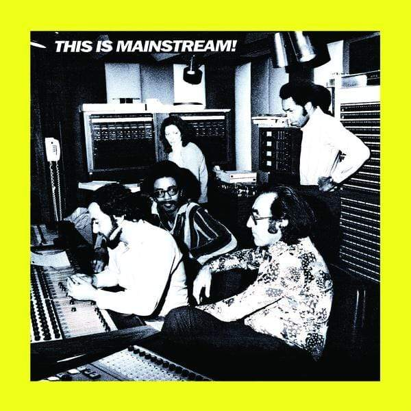 V/A - This Is Mainstream! (2xLP) Wewantsounds