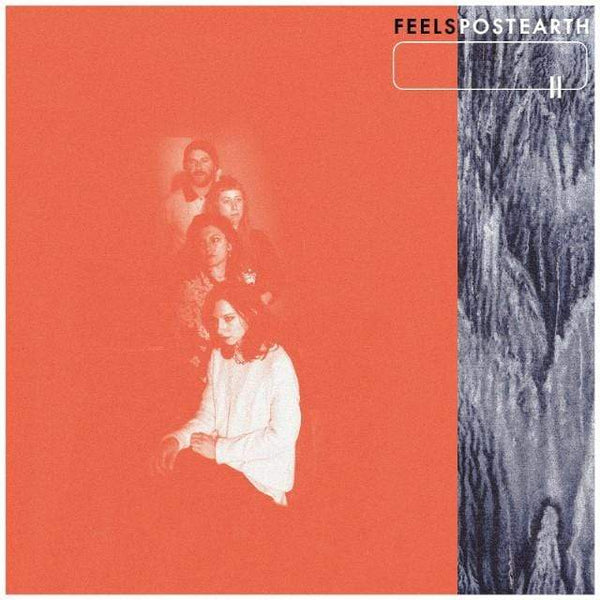 FEELS - Post Earth (LP - Color Vinyl) Wichita Recordings