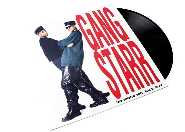 Gang Starr - No More Mr. Nice Guy (LP - Reissue) Wild Pitch Records