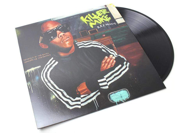 Killer Mike - R.A.P. Music (LP) Williams Street Records