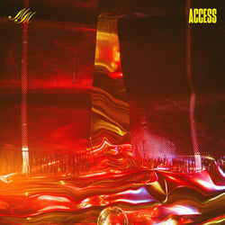 Major Murphy - Access (LP - Transparent Blue) Winspear