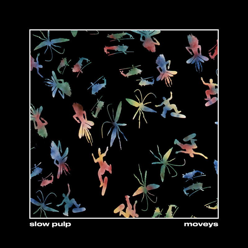 Slow Pulp - Moveys (LP - Neon Green) Winspear