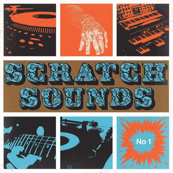 "DJ Woody - Scratch Sounds No. 1 (12"") Woodwurk"