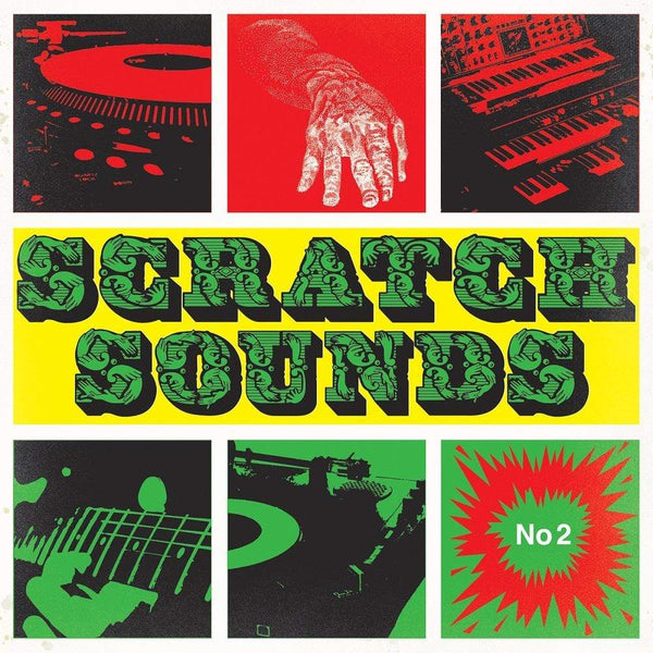 "DJ Woody - Scratch Sounds No. 2 (7"") Woodwurk"
