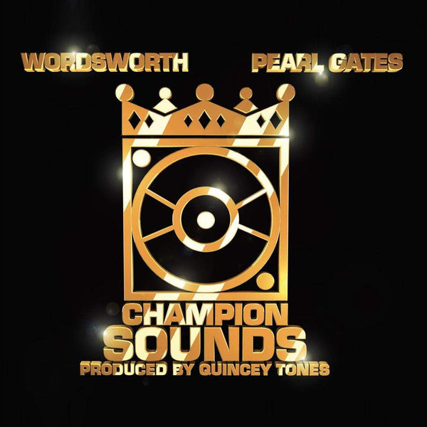 Wordsworth & Pearl Gates - Champion Sounds (CD) Wordsworth Production / InPac Sounds