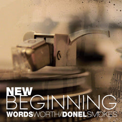 Wordsworth & Donel Smokes - New Beginning (CD) Wordwide Communications