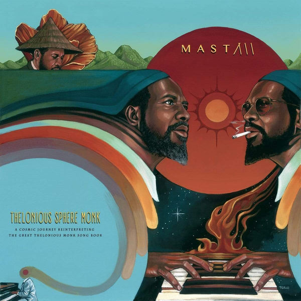 Mast - Thelonious Sphere Monk (CD) World Galaxy