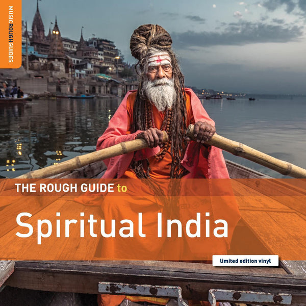 V/A - Rough Guide To Spiritual India (LP) World Music Network