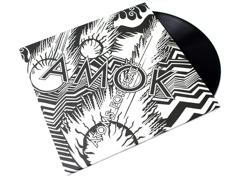 Atoms For Peace - AMOK (2xLP + Download Card) XL Recordings