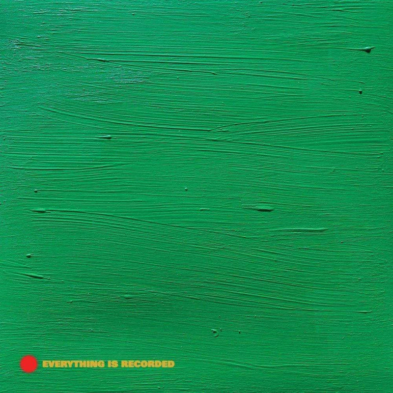 "Everything is Recorded - Mountains Of Gold (12"") XL Recordings"