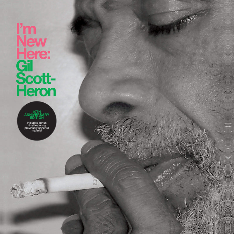 Gil Scott-Heron - I'm New Here: 10th Anniversary Expanded Edition (2xLP) XL Recordings