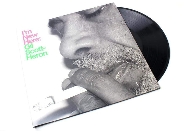 Gil Scott-Heron - I'm New Here (LP - Gatefold + Download Card) XL Recordings