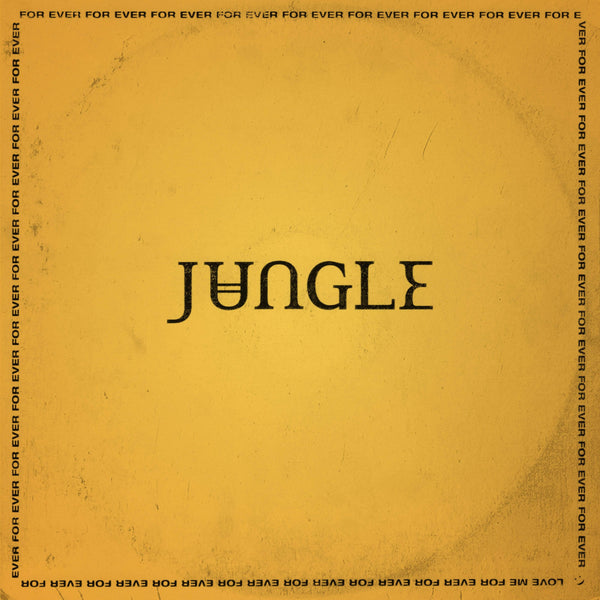 Jungle - For Ever (LP) XL Recordings