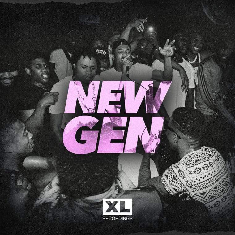 NEW GEN - NEW GEN (2xLP - White Vinyl - Gatefold) XL Recordings