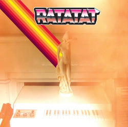 Ratatat - LP3 (LP - Gatefold + Download Card) XL Recordings