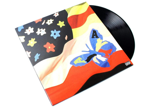 The Avalanches - Wildflower: Deluxe Edition (2xLP - 180 Gram Vinyl + Poster + CD - Import) XL Recordings