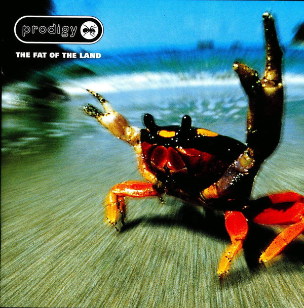 The Prodigy - The Fat Of The Land (2xLP) XL Recordings