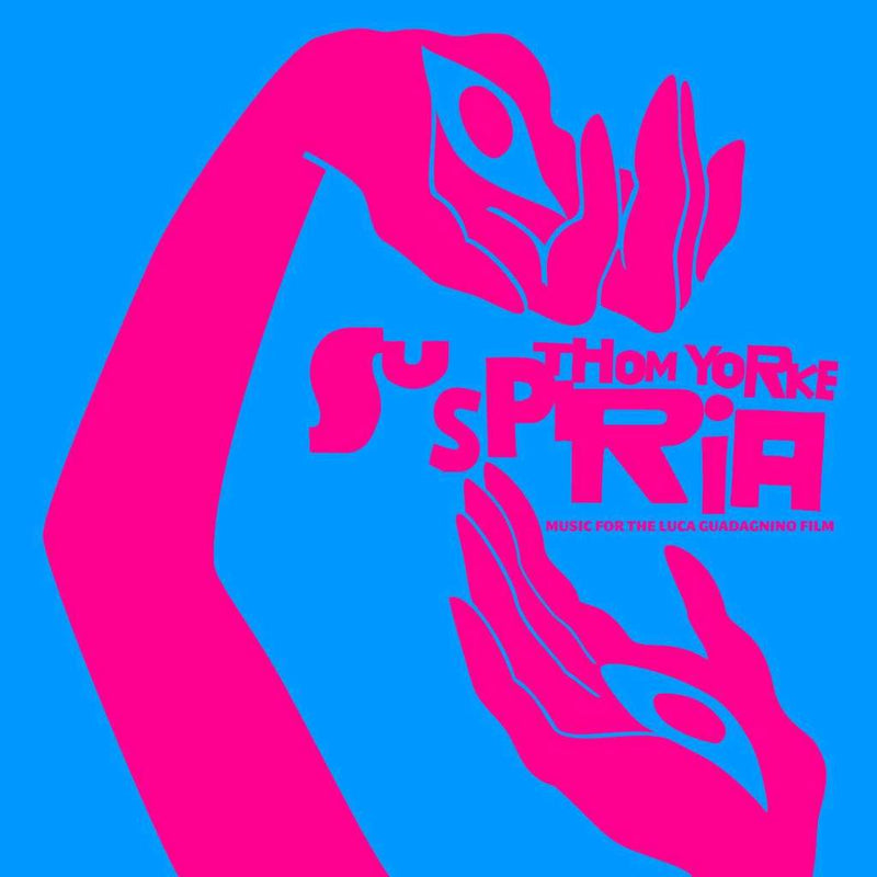 Thom Yorke - Suspiria: Original Soundtrack (2xLP - Pink Vinyl) XL Recordings
