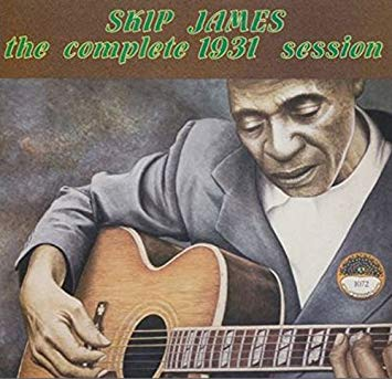 Skip James - The Complete 1931 Sessions (LP) Yazoo Records