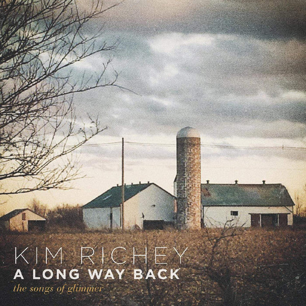 Kim Richey - A Long Way Back: The Songs of Glimmer (Standard Edition) (CD) Yep Roc Records