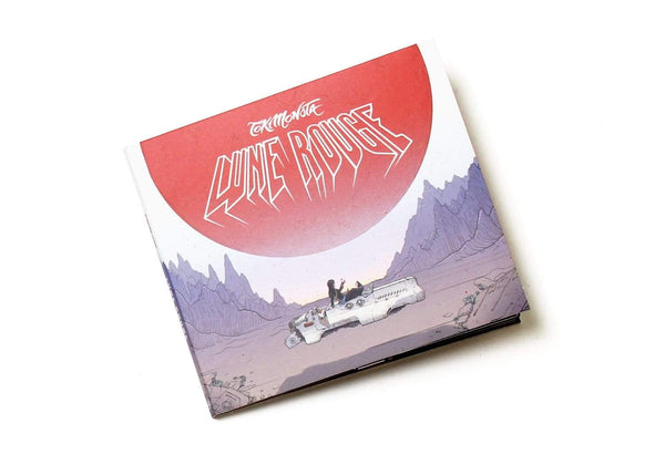 TOKiMONSTA - Lune Rouge (CD) Young Art Records