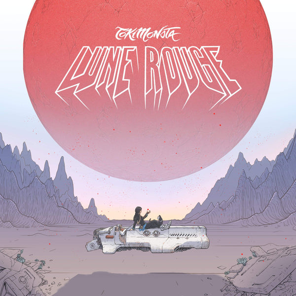 TOKiMONSTA - Lune Rouge (LP - Red Vinyl) Young Art Records