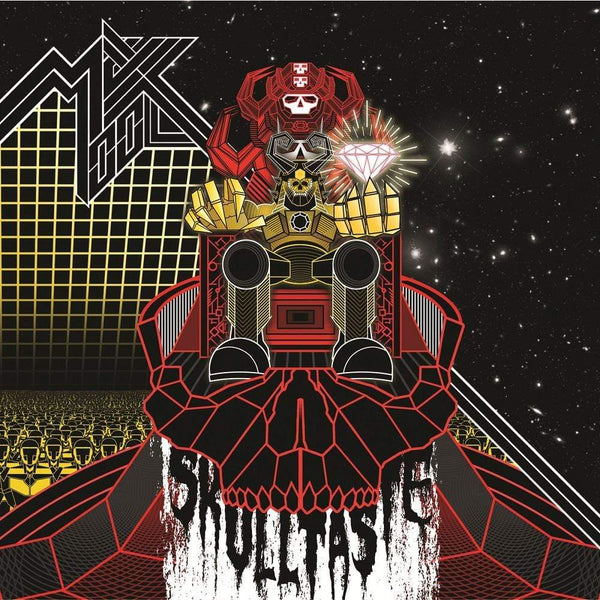 Mux Mool - Skulltaste (2xLP) Young Heavy Souls/Ghostly International