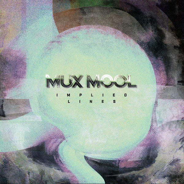 Mux Mool - Implied Lines (CD) Young Heavy Souls