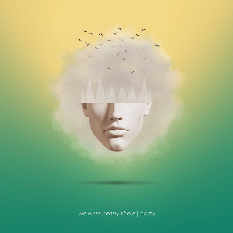 Norty - We Were Nearly There (CD) Young Heavy Souls