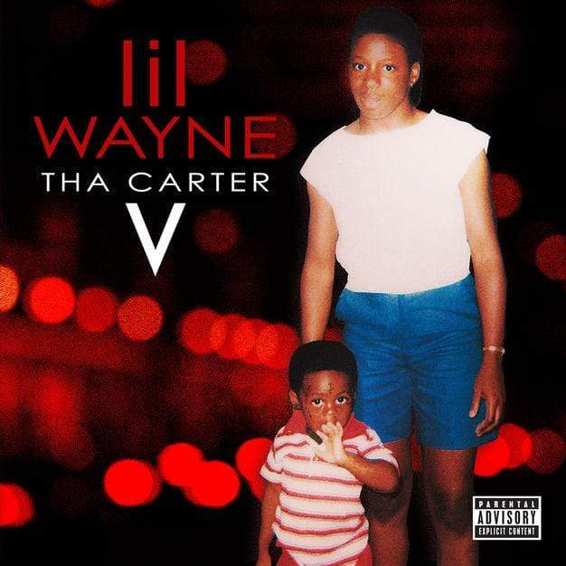 Lil Wayne - Tha Carter V (CD - Edited) Young Money