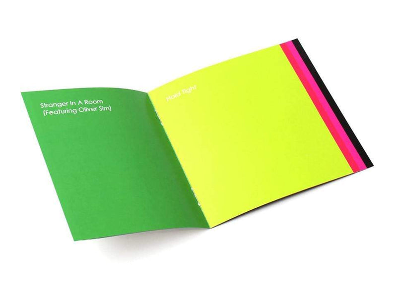 Jamie xx - In Colour (CD + Booklet) Young Turks