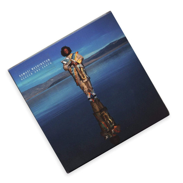 Kamasi Washington - Heaven and Earth (3xCD) Young Turks