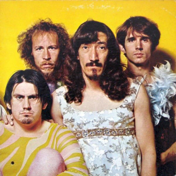 Frank Zappa & The Mothers of Invention - We're Only In It For The Money (LP) Zappa