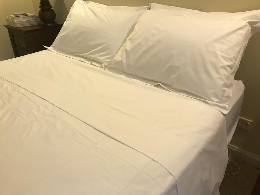 250tc King Single Fitted Sheet