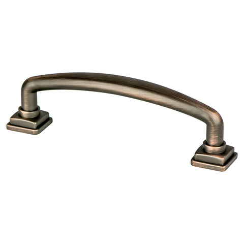 Tailored Traditional 96mm CC Verona Bronze Pull