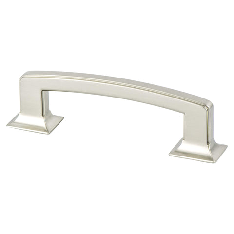Hearthstone 96mm CC Brushed Nickel Pull