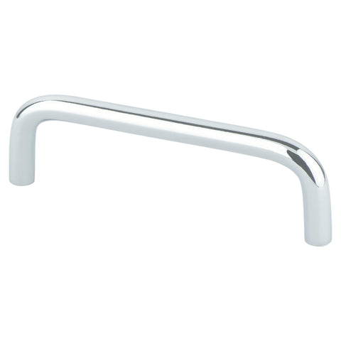 Advantage Wire Pulls 96mm CC Polished Chrome Steel Pull