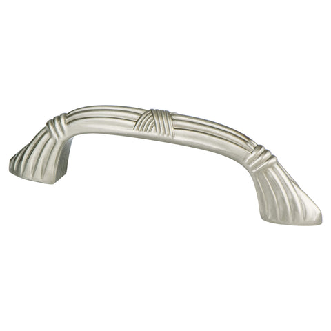 Toccata 3 inch CC Brushed Nickel Pull
